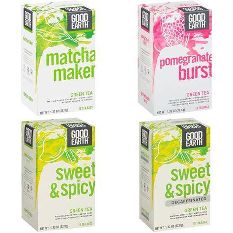 Amazon.com : Good Earth Tea Original Caffeine Free, 25