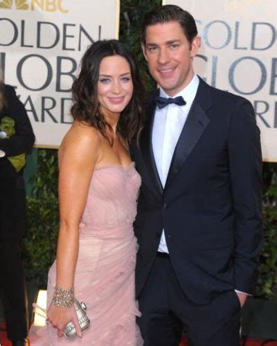 John krasinski recalls when a customs agent couldn't believe he was married to emily blunt (video). Emily Blunt and John Krasinski Got Married Over the ...