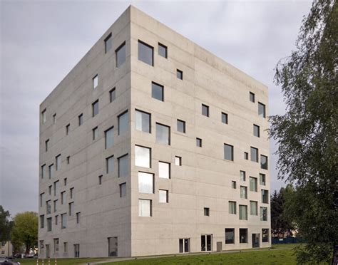 Zollverein School Of Mangement And Design In Essen by File Sanaa Zollverein School Of Management And Design