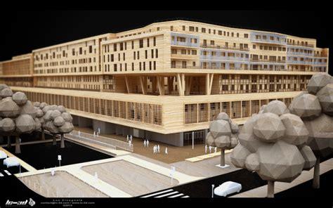 projet d animation cuisine architecture image lc 3d com