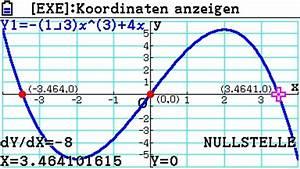 Koordinaten Schnittpunkt Berechnen : kurvendiskussion beispiel 1 ~ Themetempest.com Abrechnung