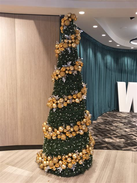 corporate christmas decorations tc visual displays sydney