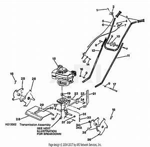 Troy Bilt 11078 1 5hp Speedy Hoe Roto-tiller  S  N Hh026799