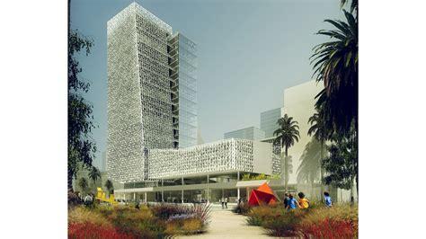 siege de attijariwafa bank casablanca enia architectes