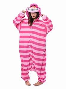 Warmes Halloween Kostüm : grinsekatze kigurumi kost m ~ Lizthompson.info Haus und Dekorationen