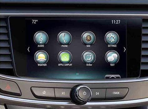buick regal lacrosse intellilink io gps