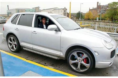 les voitures du footballeur christiano ronaldo une