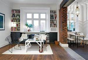 22, Exposed, Brick, Wall, Designs, Giving, Great, Look, To, Modern, Interiors