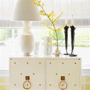 mirror kitchen backsplash brass candlesticks design ideas 4153