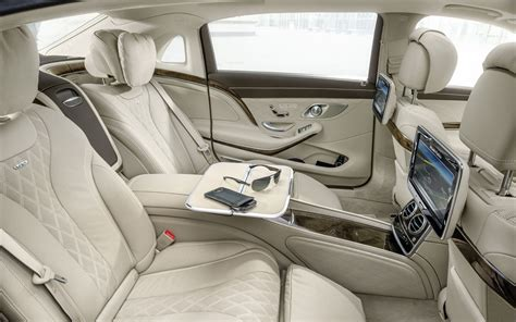 mercedes siege mercedes maybach s 600 une limousine une vraie luxe
