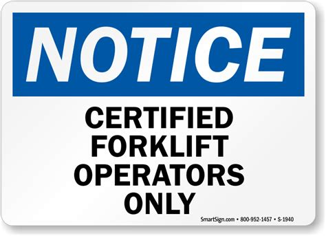 Certified Forklift Operators Signs  Mysafetysignm. Web Services Resume. Resume Format For Experienced. Resume Banks. Resume Writers In Maryland. Resume Format For Experienced Sales Manager. Data Analyst Resume Summary. Ui Developer Resume Example. Resume For Medical Billing And Coding
