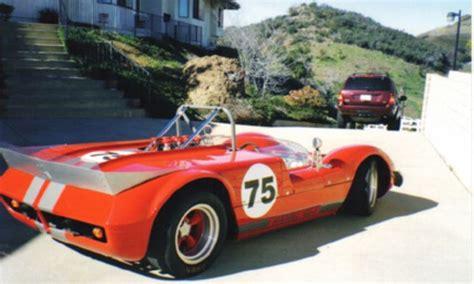 Mckee Can-am Race Car