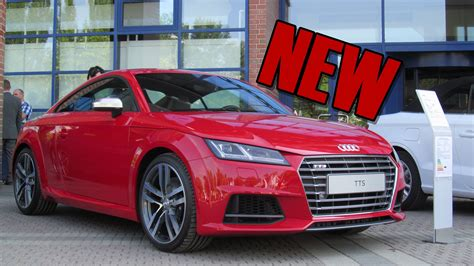 First 2015 Audi Tts Sound On The Road