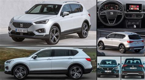 seat tarraco  pictures information specs