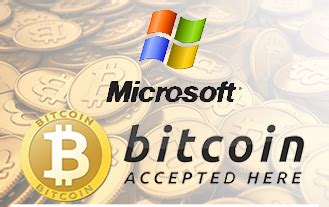 Microsoft store bitcoin,visit microsoft support for help with products such as windows microsoft store bitcoin 10, xbox, office, and more update microsoft store: Microsoft Accepts Bitcoin After All — BitcoinChaser BitcoinChaser