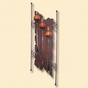 Tejido wall candle holder for Kitchen cabinet trends 2018 combined with metal candle holder wall art