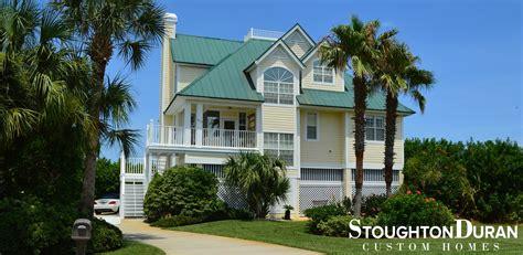 stoughton duran custom homes palm coast  flagler beach fl