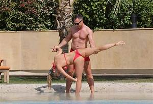 Ola Jordann Bikinili Yogas Number1