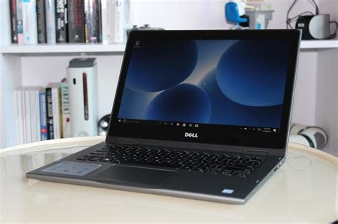 dell inspiron 13 5000 review a speedy 2 in 1 ultrabook boosted by intel s 8th gen cpu good