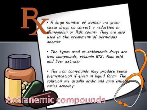 Drugs In Oral Diagnosis