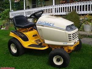 Tractordata Com Cub Cadet 1515 Tractor Photos Information