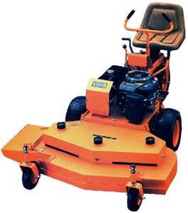 3 Wheel Scag Mower
