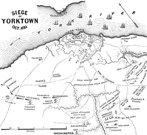 definition siege social yorktown