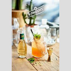 Moscow Mule Twist Met Schweppes Premium Mixer Ginger Ale