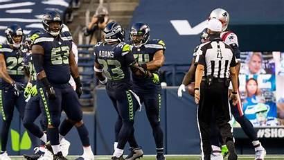 Seahawks Jamal Adams Defense Vs Dallas Desktop