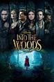 Into the Woods (2014) Poster Artwork - Meryl Streep, Emily ...