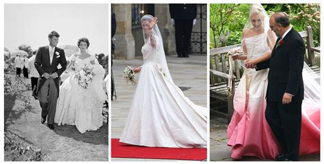 Iconic Wedding Dresses Through Time