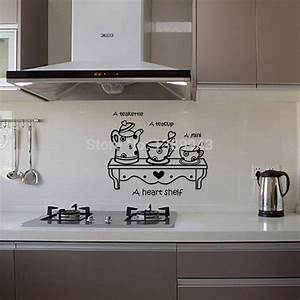 latest kitchen sticker wall sticker home decor cabinet With kitchen cabinets lowes with large sticker printing
