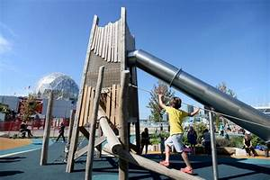 Vancouver's largest playground now open