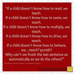 Quotes About Student Behavior