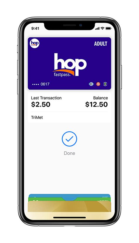 You can shop the sale here. Portland-Vancouver's Hop Fastpass® becomes first transit fare card in North America on iPhone ...