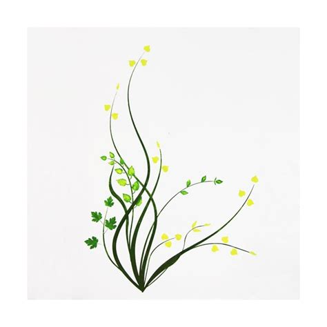 pochoir cuisine a imprimer pochoir floral clicanddeco