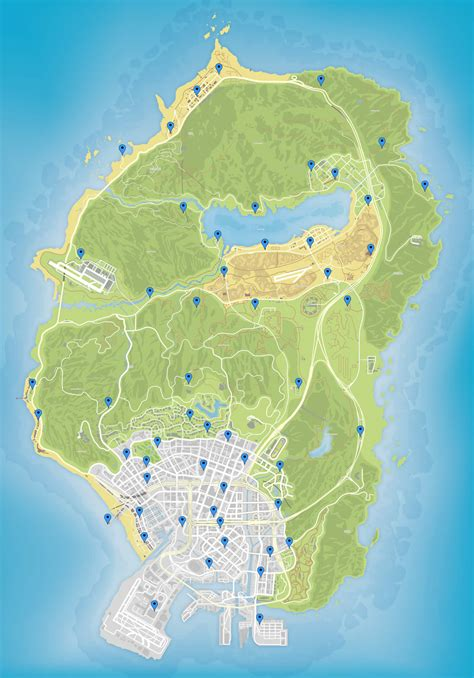 gta locations cards playing 54 map card spielkarten fundorte hidden casino location maps reddit collectibles guide guides games basic