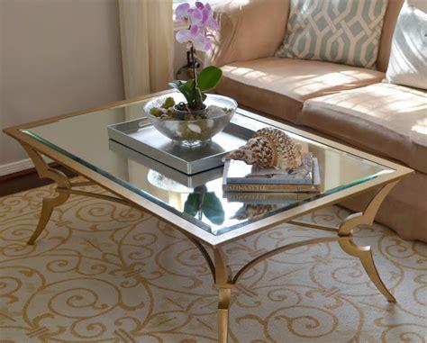 glass  metal coffee tables homesfeed