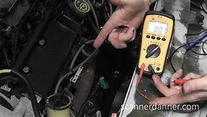 Ford O2 Sensor Testing - Wiring Tests  No Bias Voltage