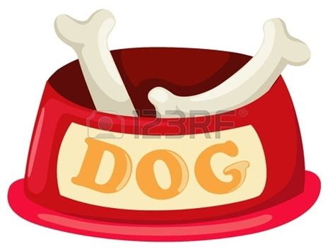 Dog bowl clipart - Clipground