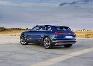 Audi E Tron : wallpaper wednesday audi e tron quattro concept ~ Melissatoandfro.com Idées de Décoration