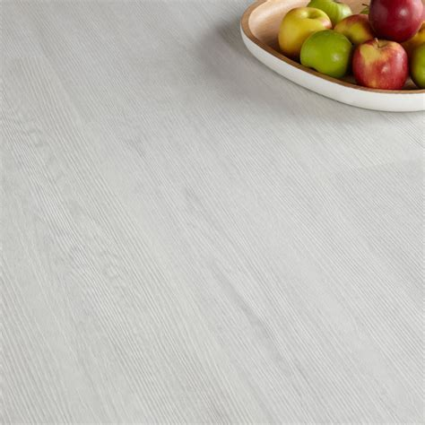 Colours Grey Oak effect Luxury vinyl click flooring 1.76