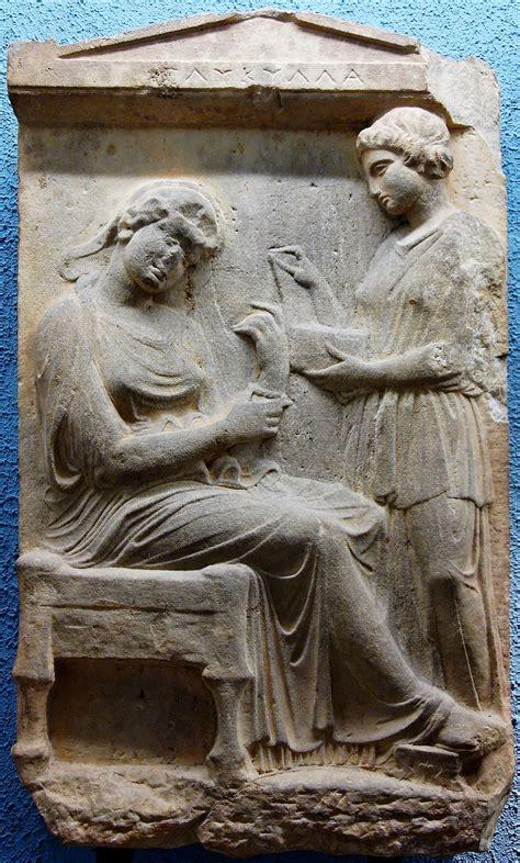 esclavage en grece antique wikipedia