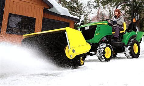 John Deere Sub Compact Tractor Attachments