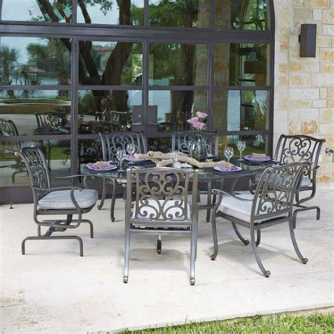 new orleans dining collection by woodard outdoor patio