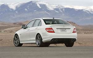 2008 Mercedes Benz C63 AMG First Test Motor Trend