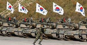 Who'd win in a war between North, South Korea - Business ...