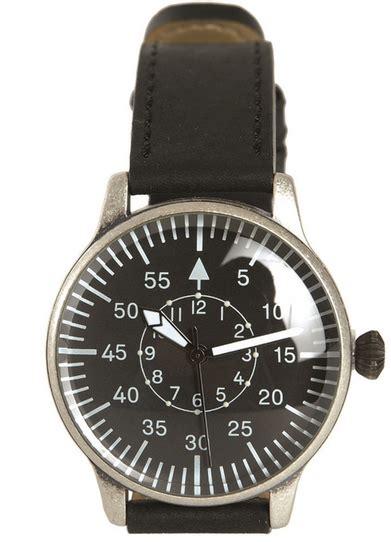 Black Retro Pilot Watch Mil-tec® | Military Tactical ...