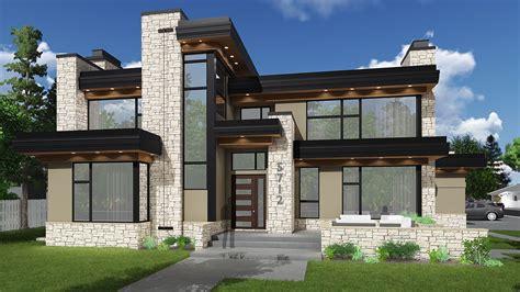 impeccable modern house plan