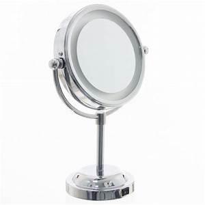 Miroir Grossissant Lumineux X10 : miroir grossissant lumineux maison fut e ~ Dailycaller-alerts.com Idées de Décoration